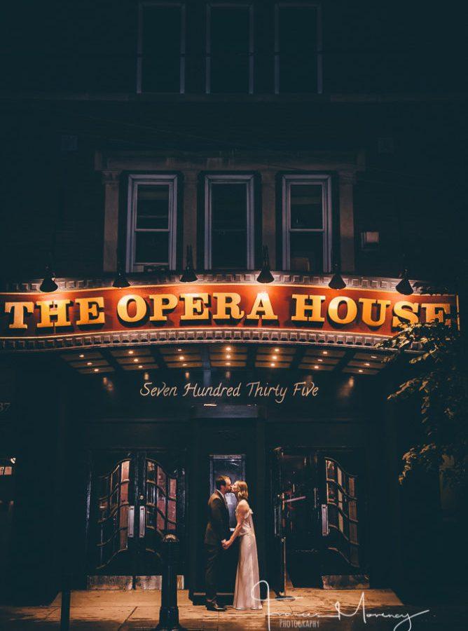 Opera House Journalistic Wedding Photography