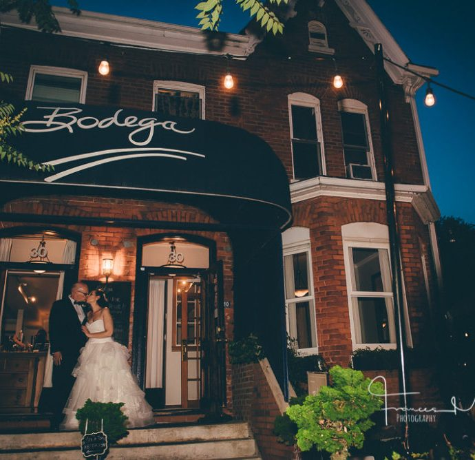 George Brown House Wedding