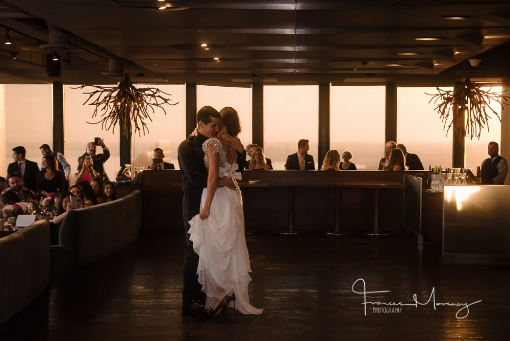 Canoe Restaurant Wedding Photographer