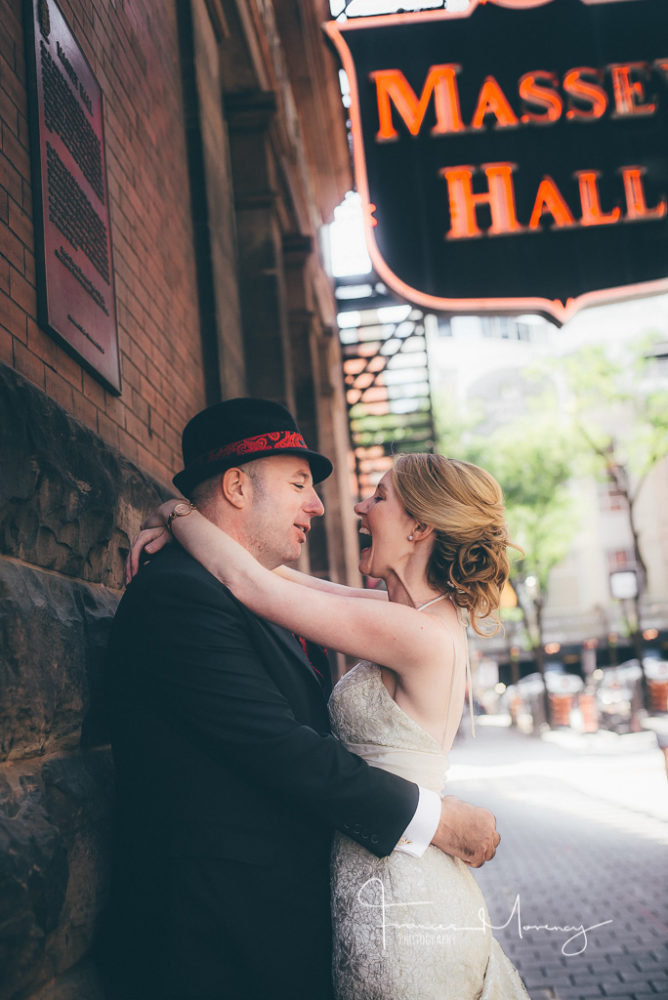 Massey Hall Wedding Photographer-1158