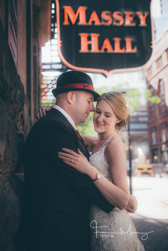 Massey Hall Wedding Photographer-1172