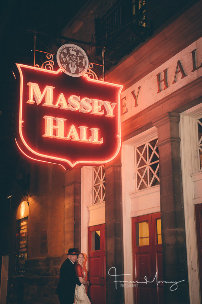 Massey Hall Wedding Photographer-6336