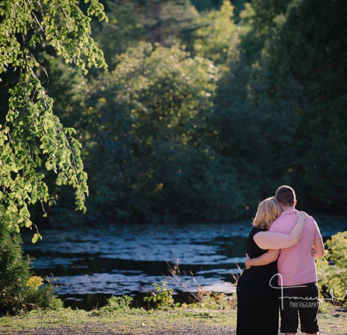 Journalistic Erin, Ontario Engagement Photographer