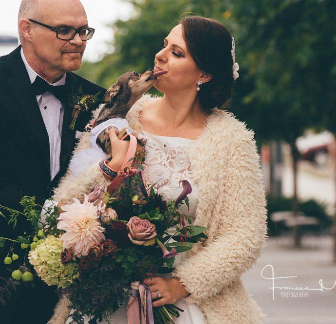 Wards Island Wedding Photography