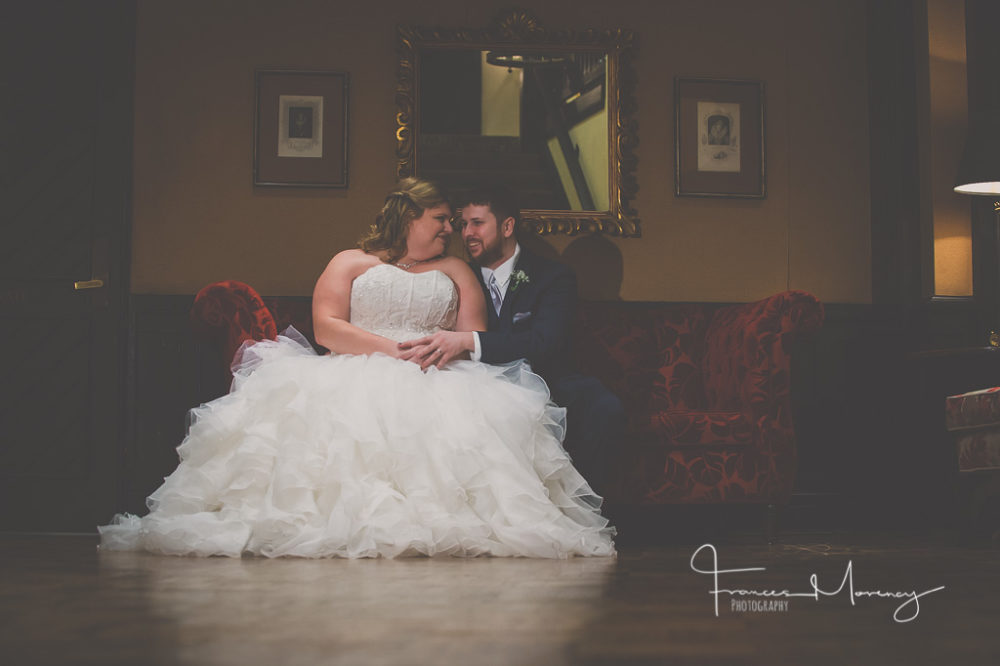 The Old Mill Winter Wedding