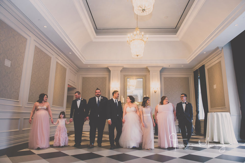 Hazelton Manor Journalistic Wedding Photographer