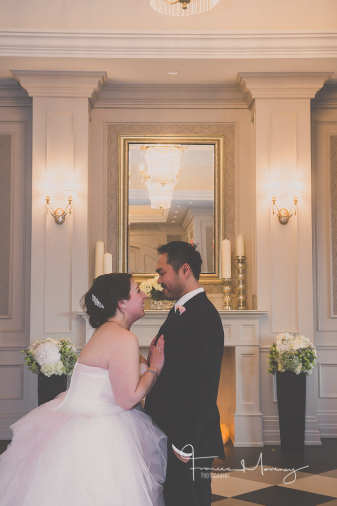 Hazelton Manor Journalistic Wedding Photographer