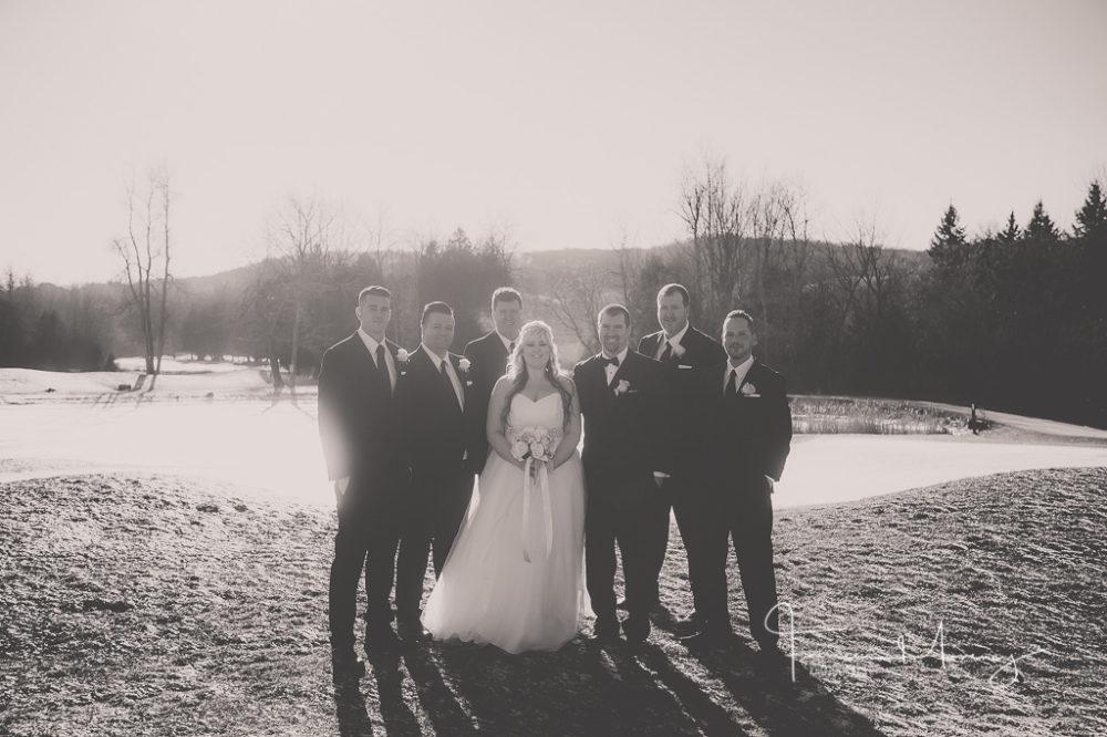 Caledon Journalistic Wedding Photography