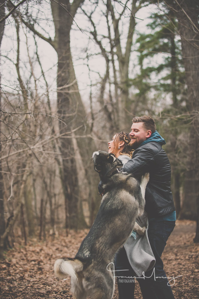 Caledon Engagement Photographer