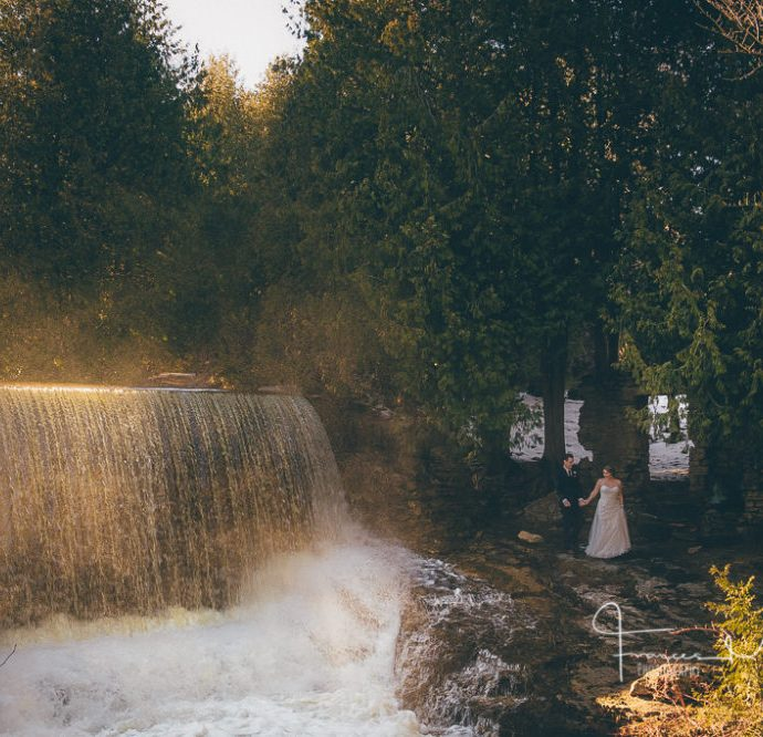 Vintage Hotels Millcroft Wedding