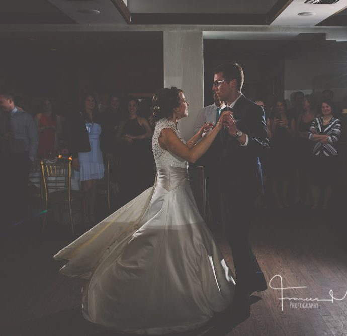 Millcroft Inn Wedding with Erin Church Ceremony