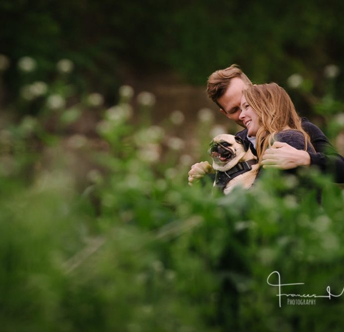 Etienne Brule Park at The Old Mill Engagement