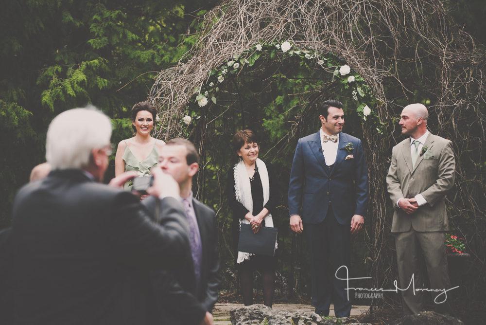 Langdon Hall Journalistic Wedding Photographer