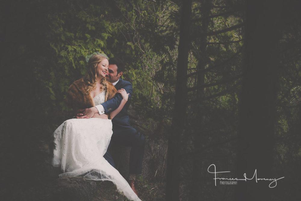 Harding Waterfront Estate Wedding Photographer