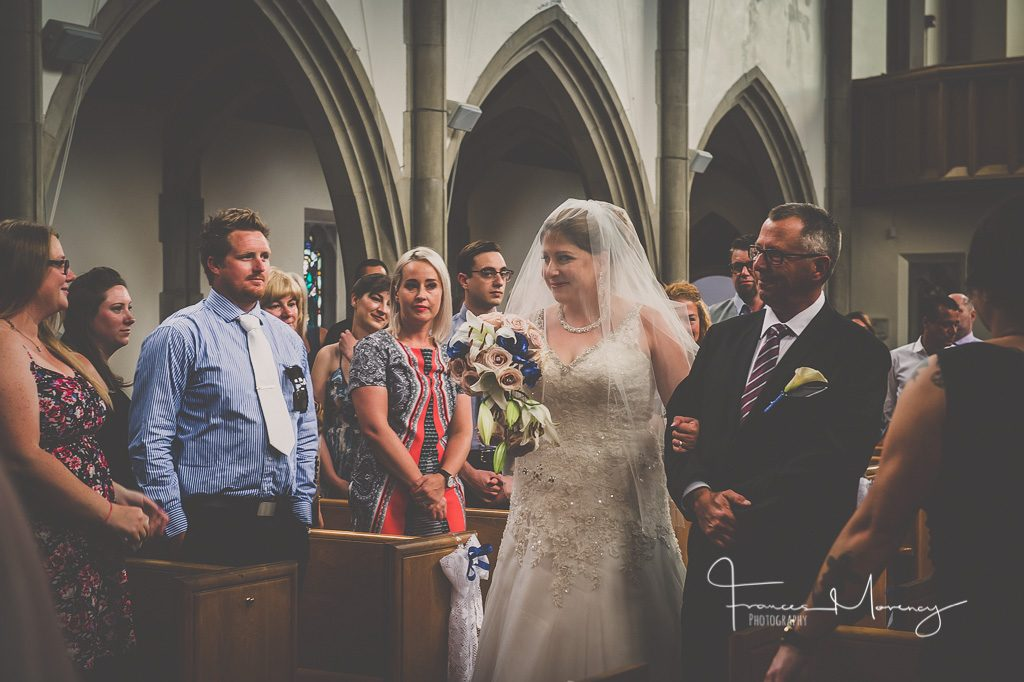 Collingwood Journalistic Wedding Photographer