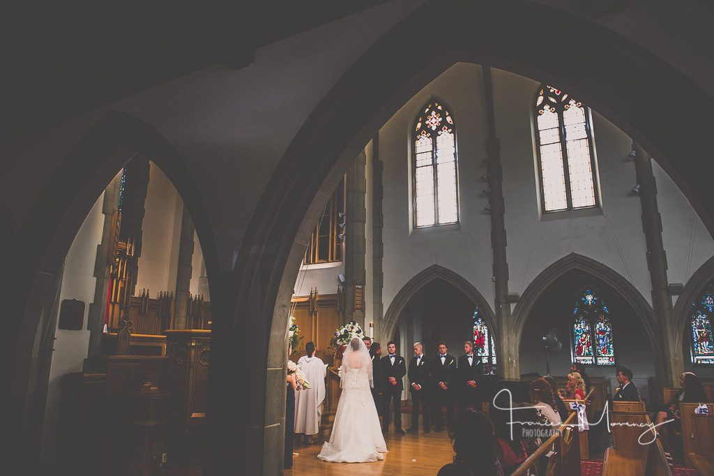 Berkeley Church Wedding Photographer