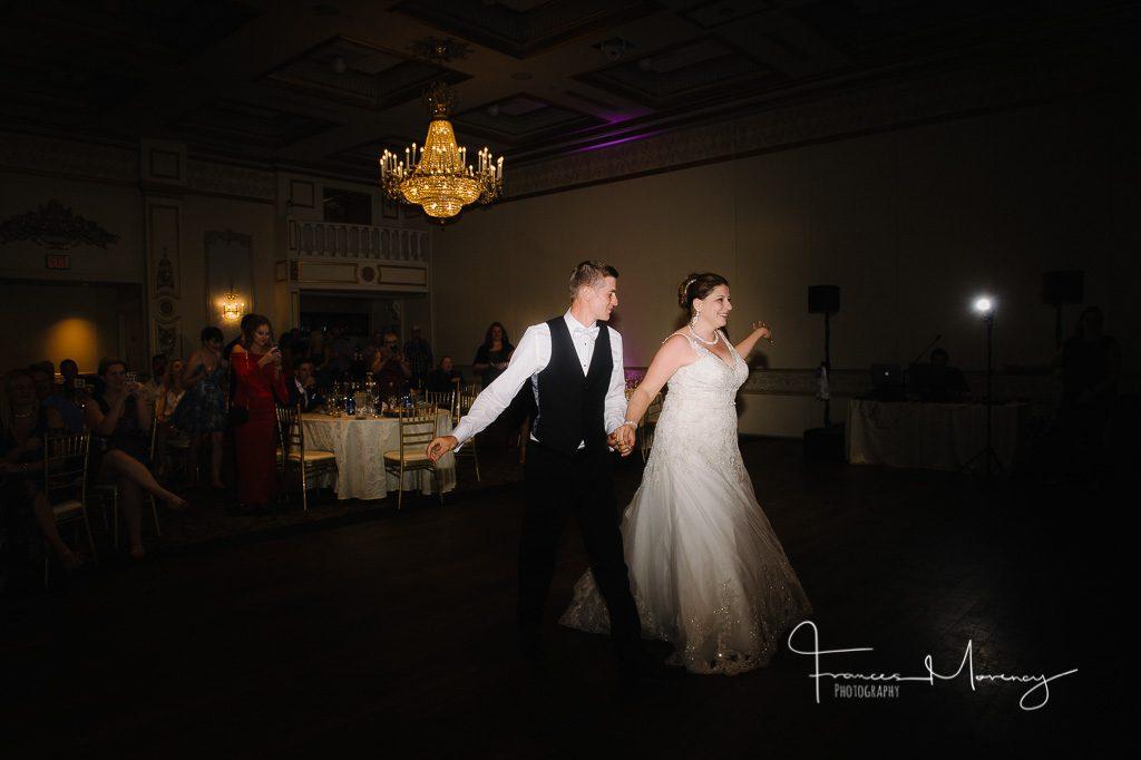 Collingwood Journalistic Wedding Photographer