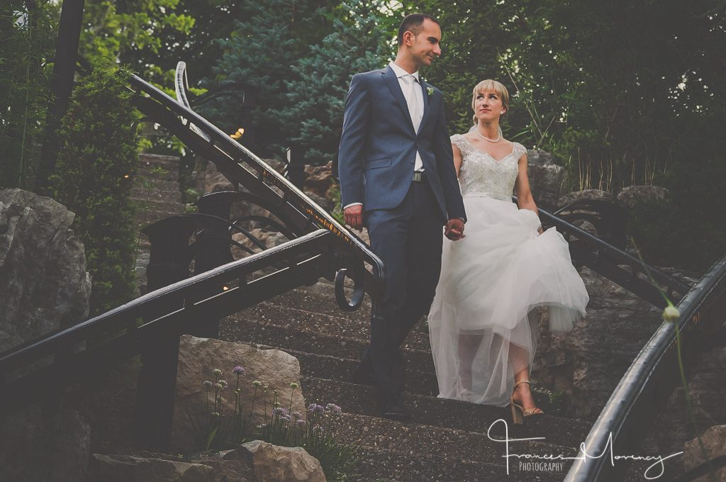 Ancaster Mill & Sherman Falls Wedding Photography