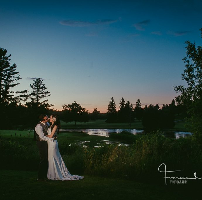 Caledon Country Club Journalistic Wedding Photography