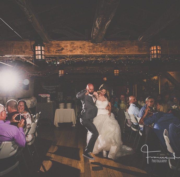 Navy Hall Niagara on the Lake Wedding