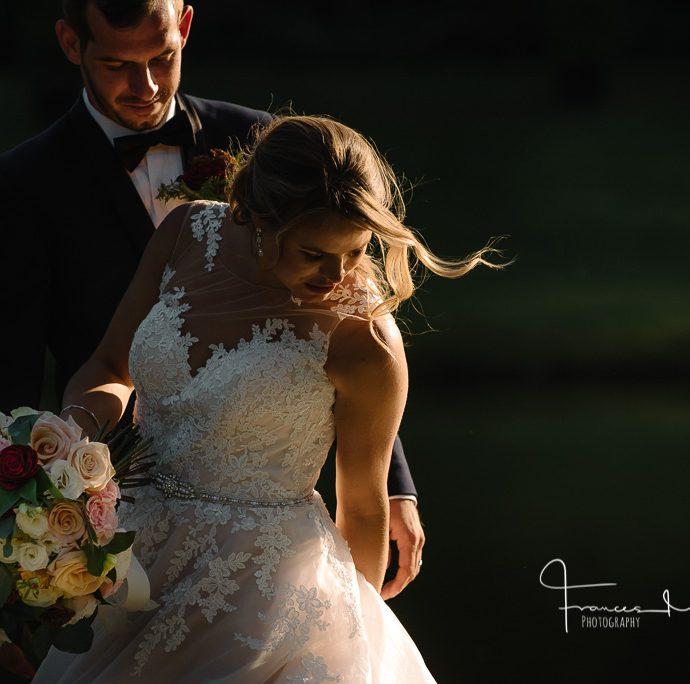 Hockley Valley Tented Journalistic Wedding