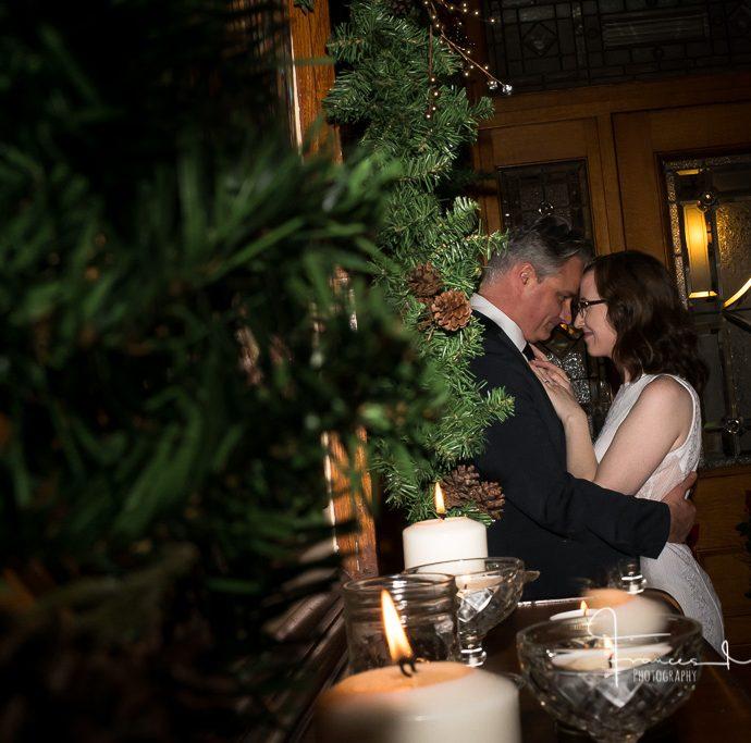 Butchart Estates Intimate Wedding Photography