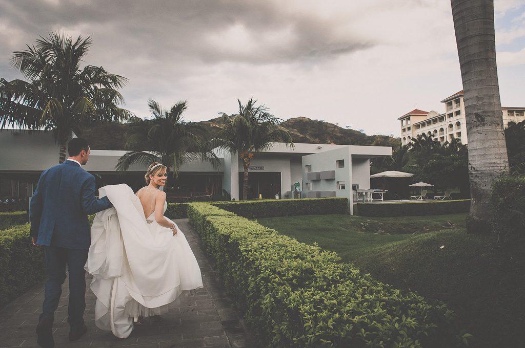 Riu Palace Costa Rica Destination Wedding