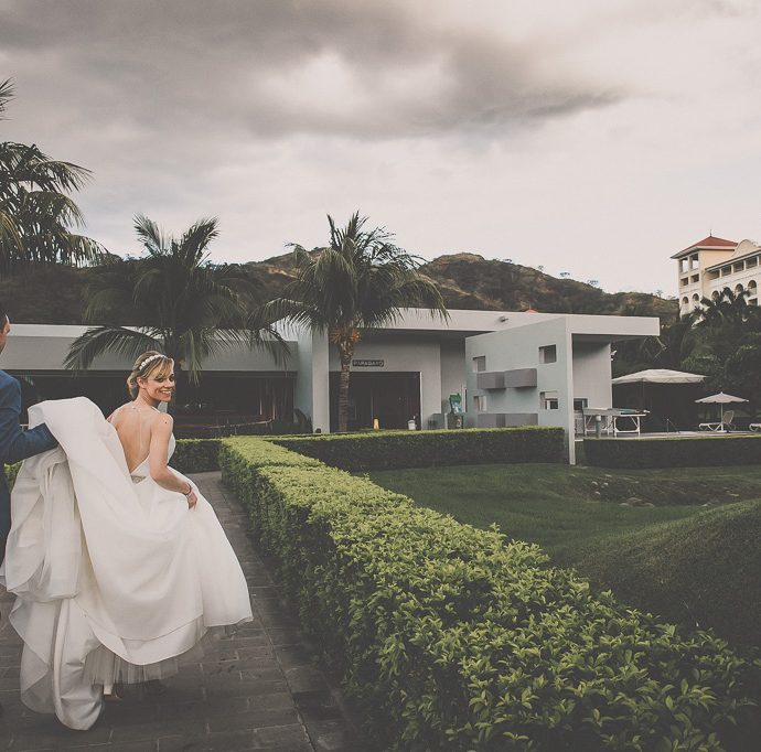 Riu Palace Costa Rica Destination Wedding