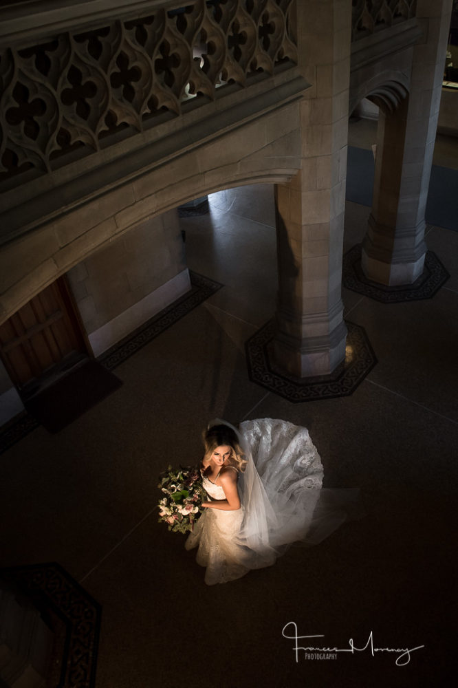 Knox College Journalistic Wedding Photographer