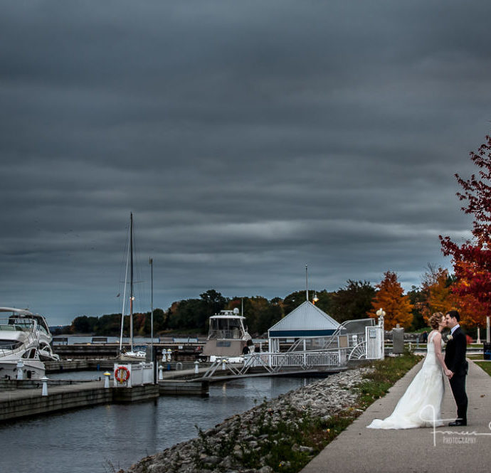 Collingwood Waterfront Wedding Photographer