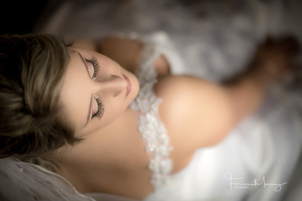 Window Light Bridal Wedding Photography