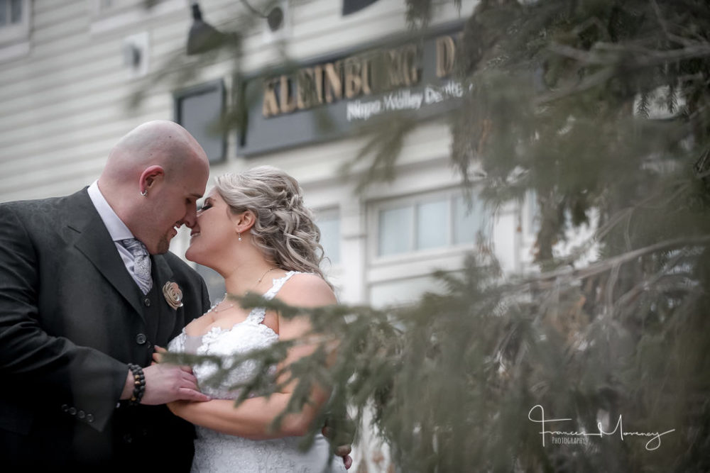 Barrie Journalistic Wedding Photographer