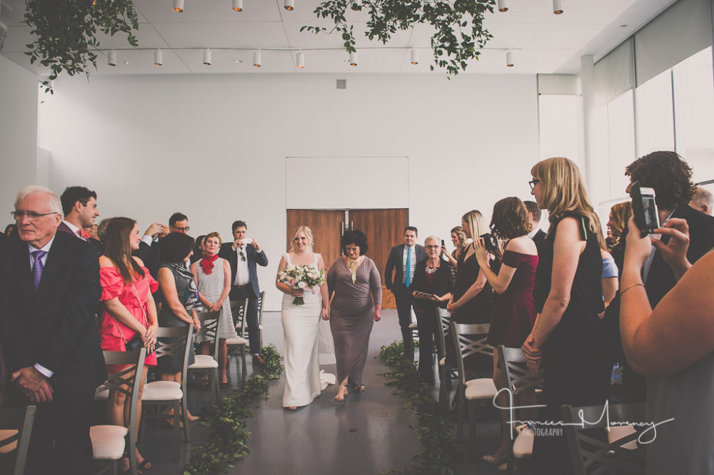 Hamilton Art Gallery Journalistic Wedding