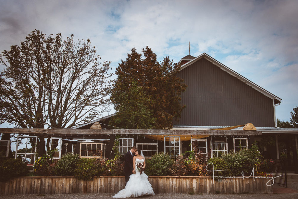 Honsberger Estate Winery Journalistic Wedding