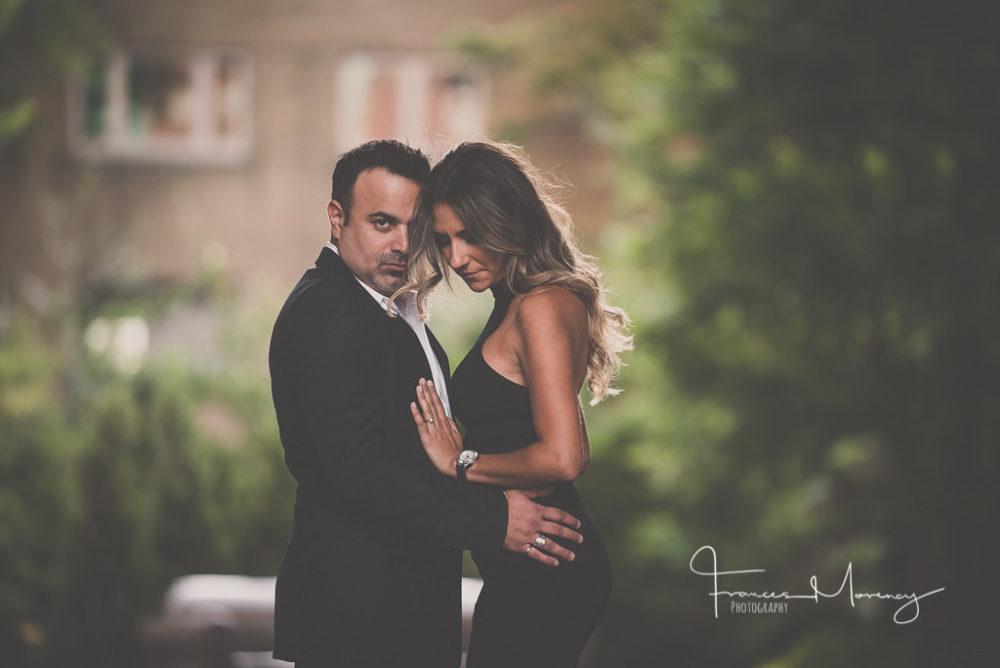 Toronto Yorkville Engagement Photographer
