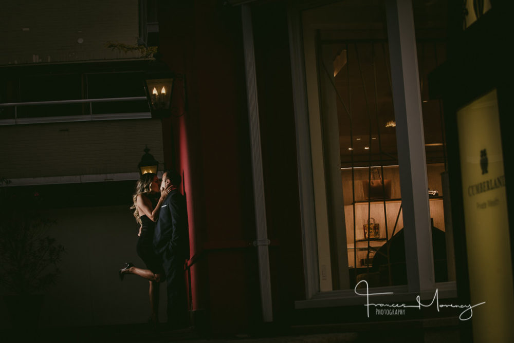 Yorkville Journalistic Engagement Photography