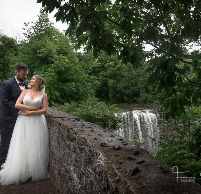 Balls Falls Journalistic Wedding Photographer