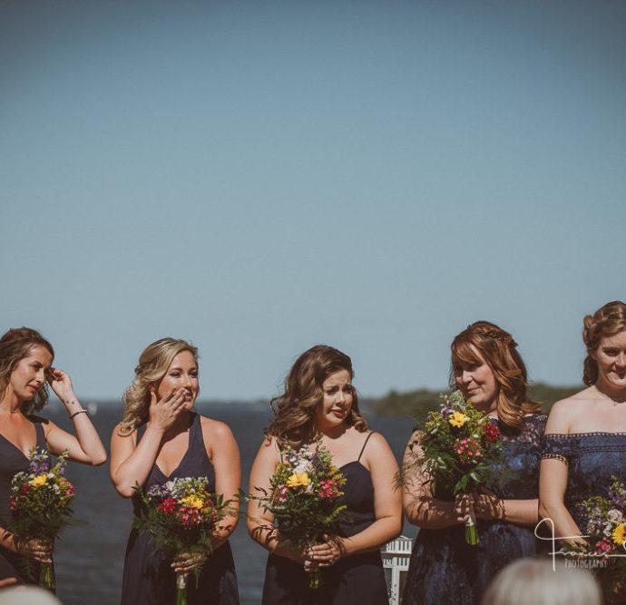 Collingwood Marina Wedding Photographer