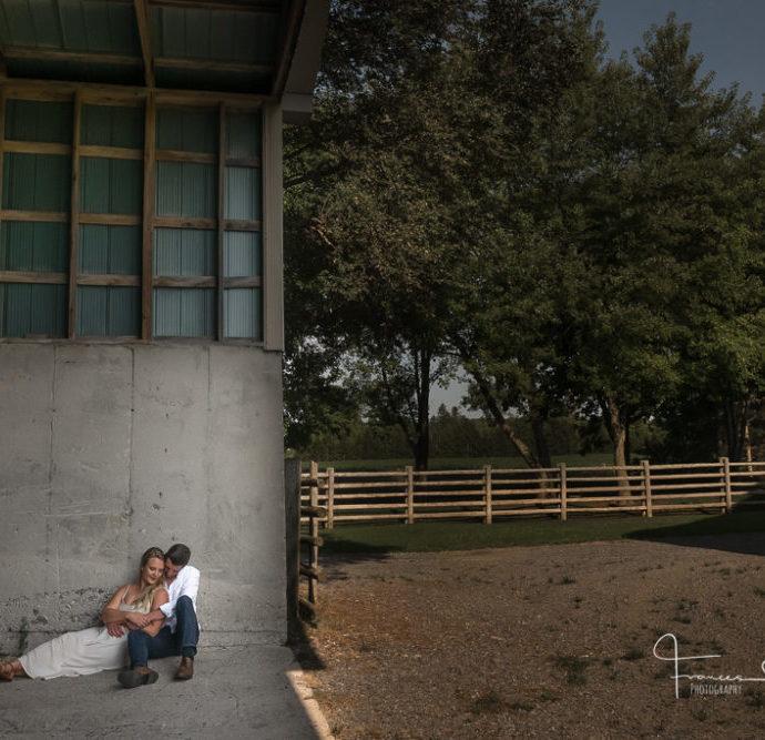Collingwood Photographer at Farm Engagement