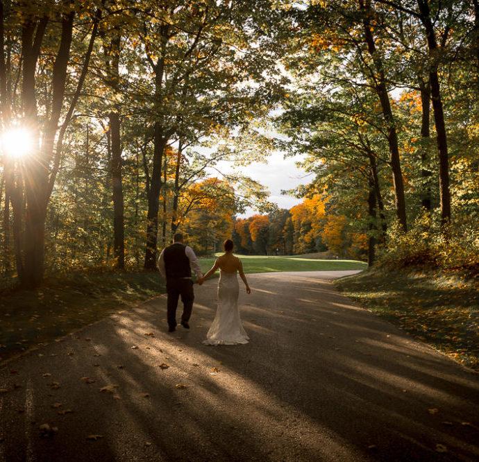 Redcrest Golf Wedding Photographer