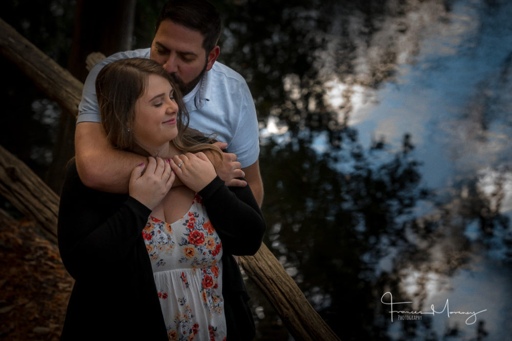 Caledon Engagement Photographer in Belfountain