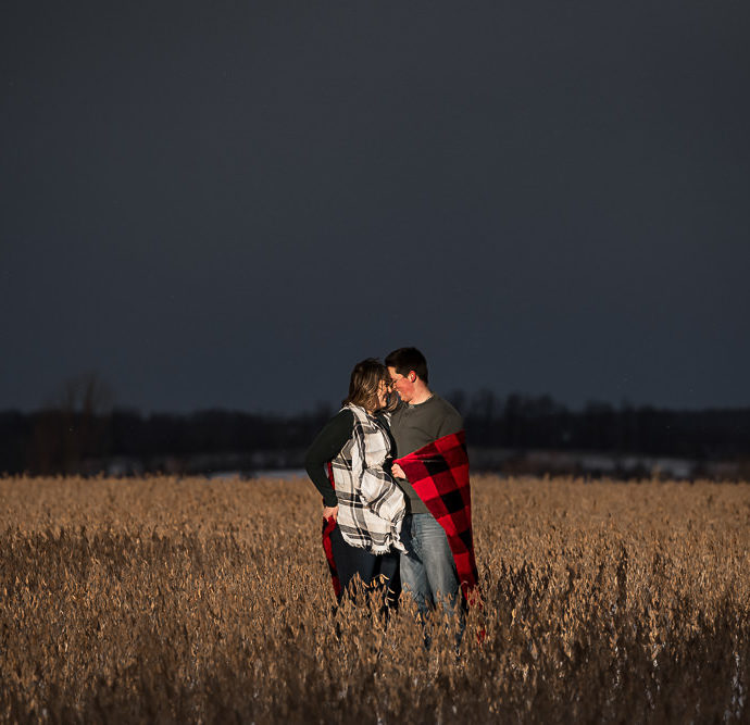 Owen Sound Engagement Photographer