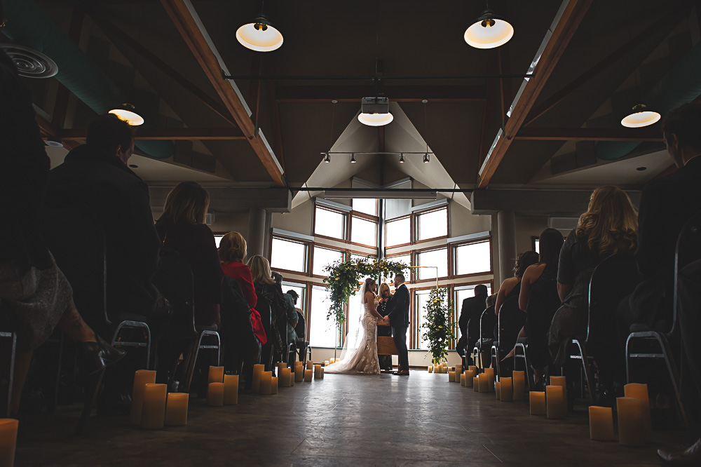 Southshore Community Centre Wedding Photographer