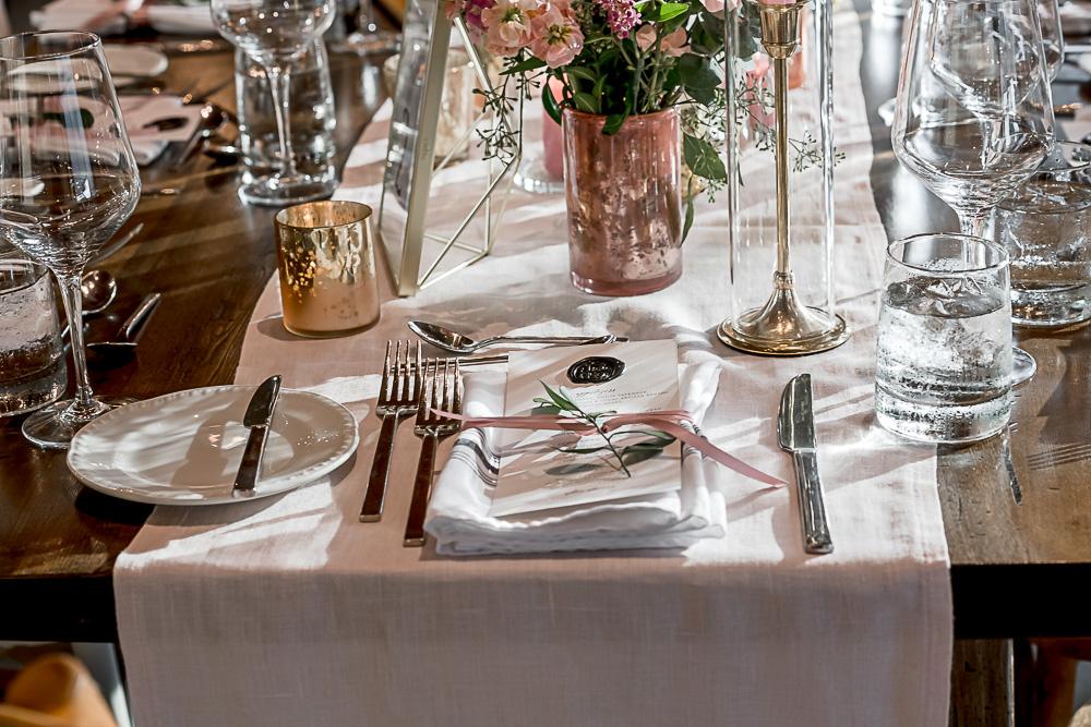 Adamo Estate table decor ideas