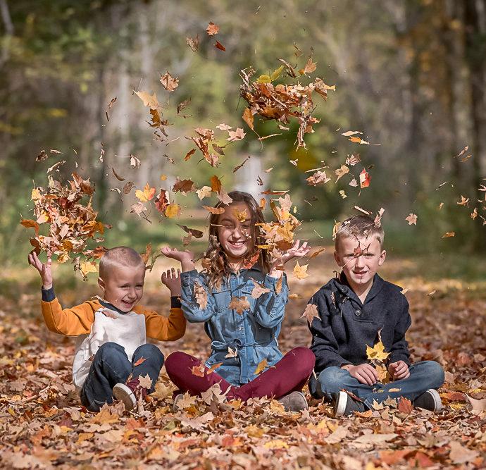Caledon Fall Family Minis Sneak Peek
