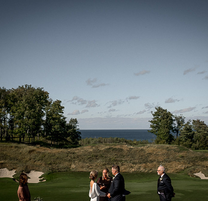 Georgian Bay Golf Club Wedding Photography