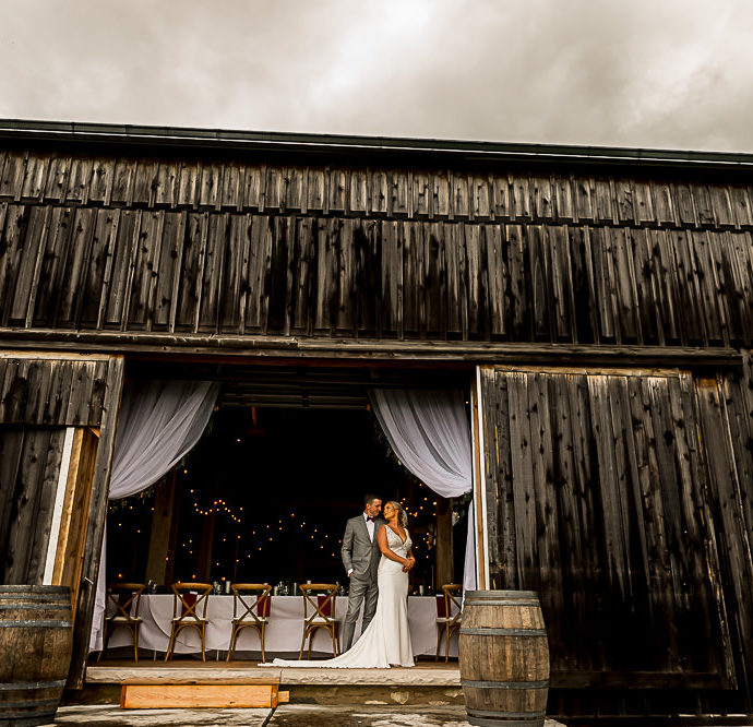 Georgian Bay Barn Wedding