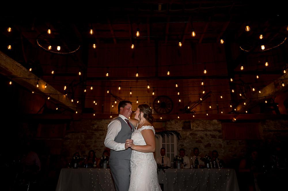 Spring Creek Gavel Farm Wedding