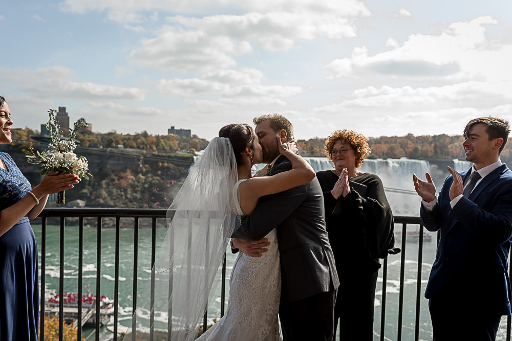 Niagara Falls Rambler's Rest Wedding Photography